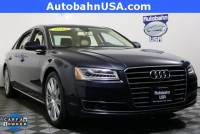2015 Audi A8 L 4.0T Sedan in the Boston Area