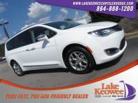 Certified Used 2018 Chrysler Pacifica Limited Limited FWD For Sale NearAnderson, Greenville, Seneca SC