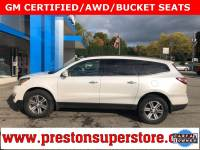 Certified Used 2016 Chevrolet Traverse LT SUV in Burton, OH