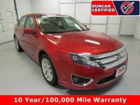 Used 2012 Ford Fusion For Sale | Christiansburg VA