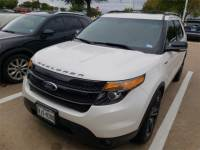 Pre-Owned 2014 Ford Explorer Sport SUV For Sale in Frisco TX