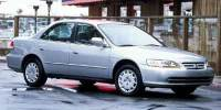 Pre-Owned 2001 Honda Accord Sedan LX Automatic ULEV with Side Airbags