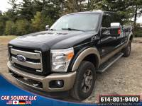 2011 Ford F-350 SD King Ranch
