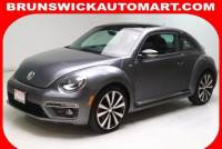 Certified Used 2014 Volkswagen Beetle 2.0T R-Line w/Sunroof/Sound/Navigation in Brunswick, OH, near Cleveland