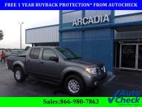 2016 Nissan Frontier for sale in Ocala