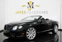 2014 Bentley Continental GTC V8 S ($237K MSRP....ONLY 2900 MILES!!)