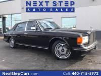 1994 Rolls-Royce Silver Spur Silver Spur III