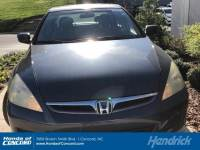 2007 Honda Accord LX Sedan