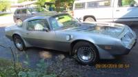 1979 Pontiac Trans Am -T TOPS-10TH SILVER ANNIVERSARY-LOW MILES-