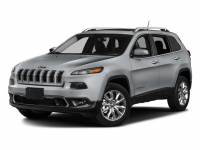 2016 Jeep Cherokee Limited - Jeep dealer in Amarillo TX – Used Jeep dealership serving Dumas Lubbock Plainview Pampa TX