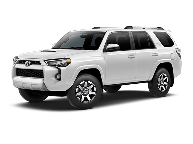 Photo Used 2018 Toyota 4Runner TRD Off Road 4WD for sale on Cape Cod, MA