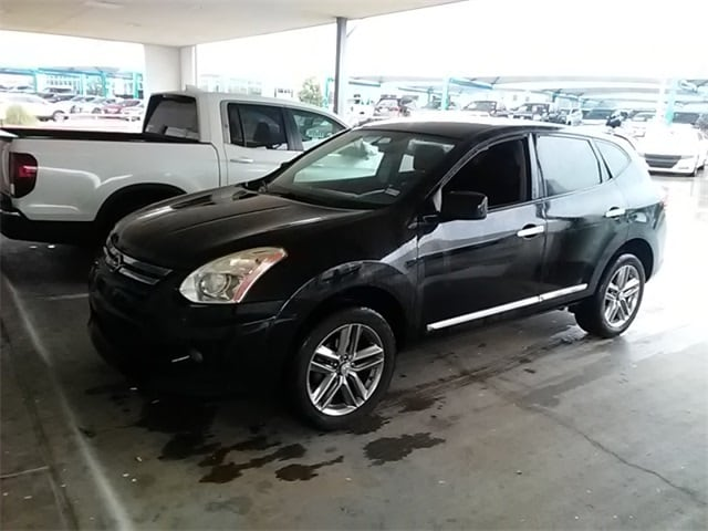 Photo 2011 Nissan Rogue Krom For Sale Near Fort Worth TX  DFW Used Car Dealer