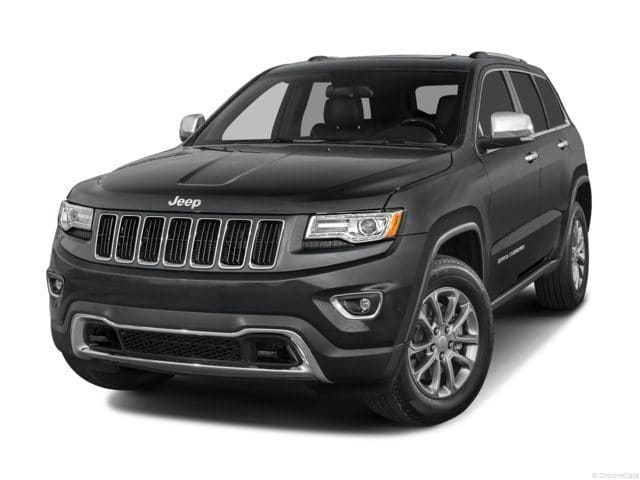 Photo Used 2014 Jeep Grand Cherokee Limited 4x4 SUV  Aberdeen