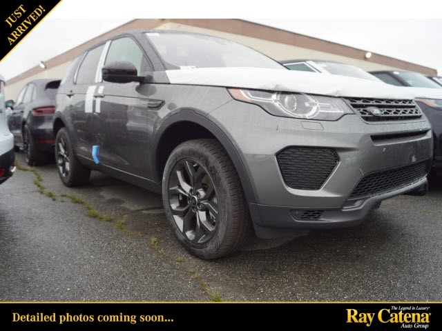 Photo New 2019 Land Rover Discovery Sport DISCOVERY SPT L AWD