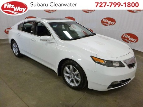 Photo Used 2012 Acura TL for Sale in Clearwater near Tampa, FL
