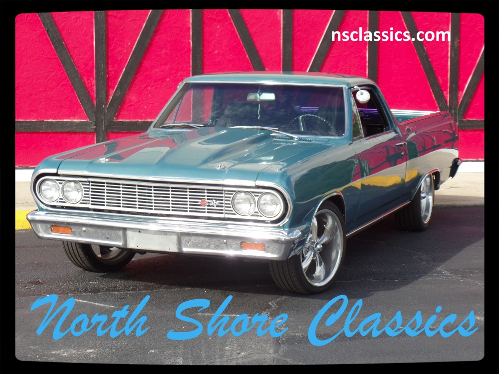 Photo 1964 Chevrolet El Camino -BIG BLOCK 454 V-8- SEE VIDEO