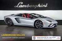 Used 2018 Lamborghini Aventador S Roadster For Sale Richardson,TX | Stock# 18L0116 VIN: ZHWUV4ZD8JLA07000