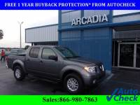 Used 2016 Nissan Frontier Pickup