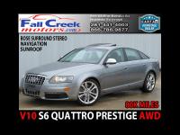 2010 Audi S6 Quattro Prestige