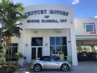2008 Saturn Sky Red Line Leather Seats Spoiler Hood Scoop CD XM