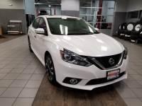 2017 Nissan Sentra SR Sedan Front-wheel Drive