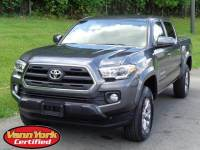 Used 2017 Toyota Tacoma SR5 Double Cab 5' Bed V6 4x4 ATFor Sale in High-Point, NC near Greensboro and Winston Salem, NC