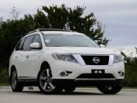 Certified 2015 Nissan Pathfinder Platinum SUV For Sale in Frisco TX
