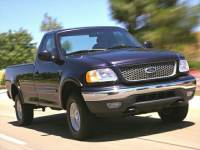 2004 Ford F-150 Heritage XL - Ford dealer in Amarillo TX – Used Ford dealership serving Dumas Lubbock Plainview Pampa TX
