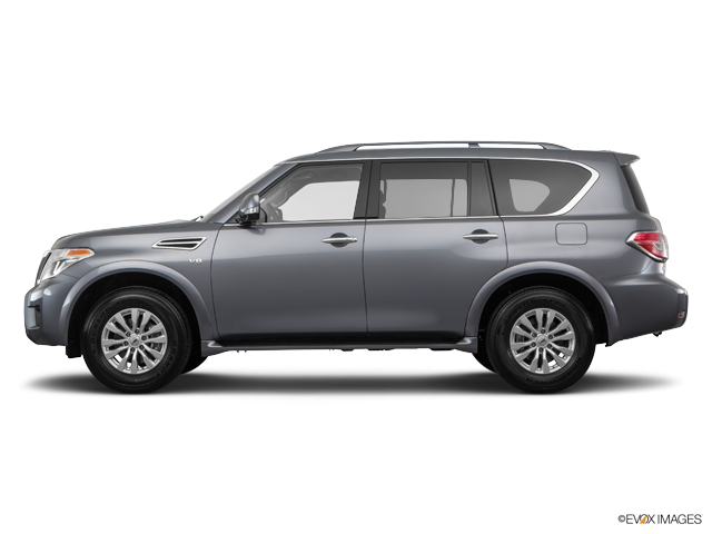 Photo Used 2017 Nissan Armada SV SUV For Sale in High-Point, NC near Greensboro and Winston Salem, NC