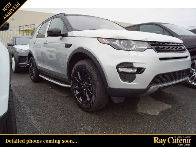 Photo New 2019 Land Rover Discovery Sport DISCOVERY SPT H AWD