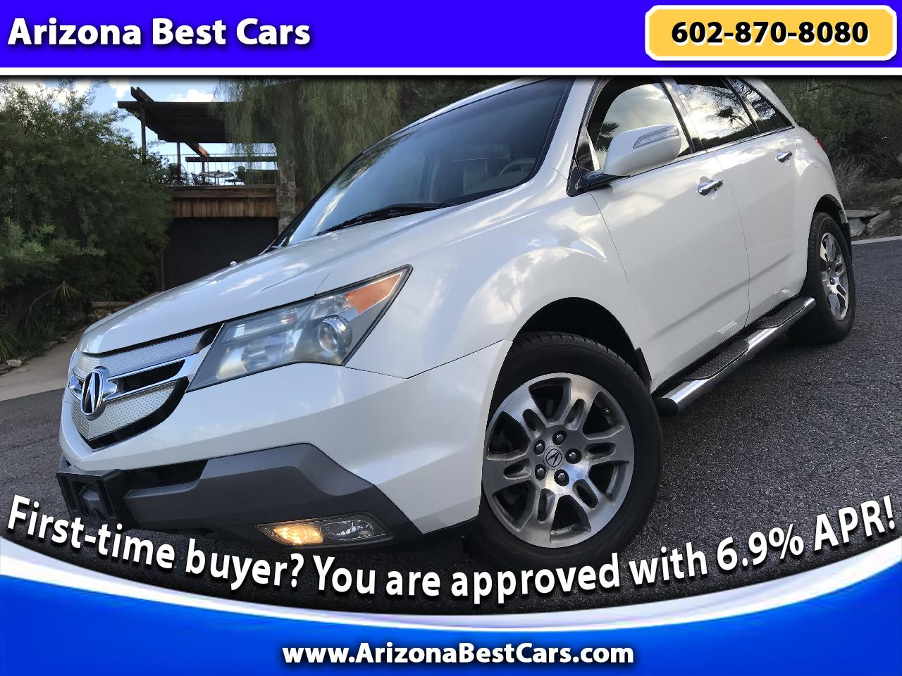 Photo 2008 Acura MDX Tech Package