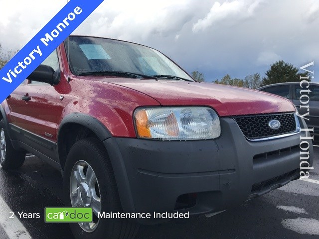 Photo 2002 Ford Escape SUV - Used Car Dealer Serving Detroit, Lambertville, Romulus MI  Toledo OH