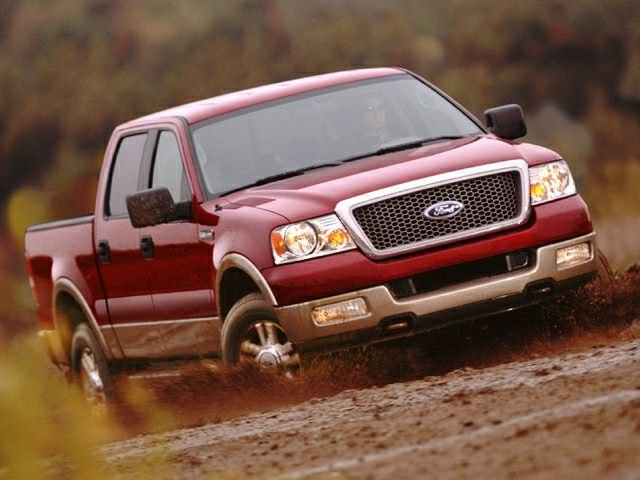 Photo 2008 Ford F-150 King Ranch - Ford dealer in Amarillo TX  Used Ford dealership serving Dumas Lubbock Plainview Pampa TX