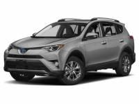 2017 Toyota RAV4 Hybrid XLE SUV All-wheel Drive