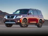 2018 Nissan Armada SV SUV All-wheel Drive
