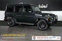 Used 2017 Mercedes-Benz G550 For Sale Richardson,TX | Stock# 19L0018A VIN: WDCYC3KF5HX264969