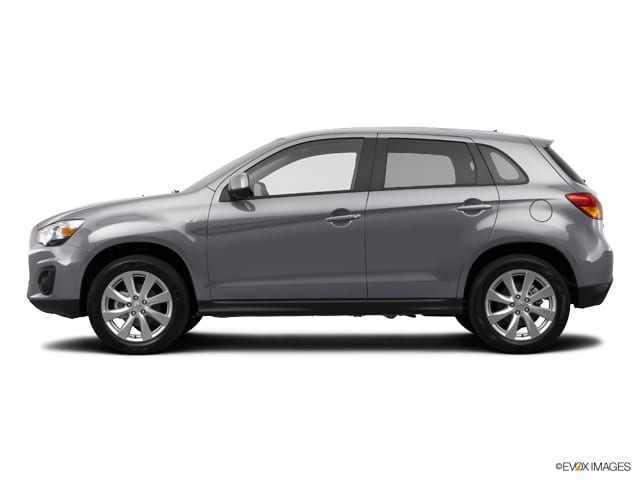 Photo Used 2014 Mitsubishi Outlander Sport 2WD ES in Houston, TX