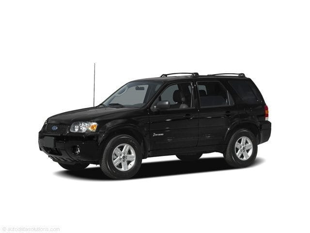 Photo Pre-Owned 2006 Ford Escape Hybrid Base in Schaumburg, IL, Near Palatine