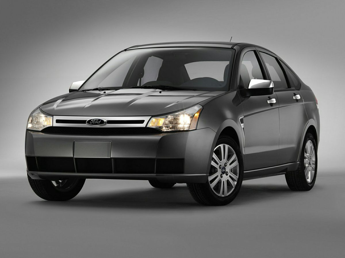 Photo Used 2011 Ford Focus SEL Sedan FWD For Sale in Houston