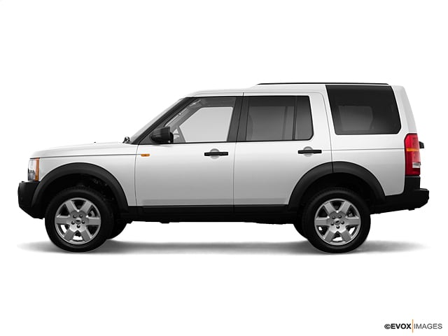 Photo Used 2008 Land Rover LR3 V8 HSE SUV for sale in Carrollton, TX