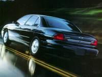 1999 Chevrolet Lumina Sedan FWD