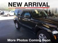 2012 Jeep Liberty Sport 4WD Sport