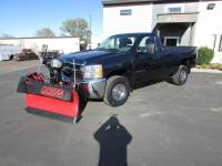 Used 2009 Chevrolet 3500 4x4 Plow Truck