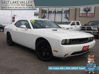 Used 2014 Dodge Challenger SXT Coupe For Sale in Salt Lake City, UT