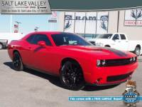 Used 2018 Dodge Challenger SXT RWD Coupe For Sale in Salt Lake City, UT