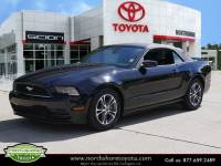 Used 2014 Ford Mustang V6 Premium Convertible