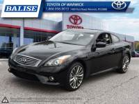 Used 2013 INFINITI G37 Coupe x for sale in Warwick, RI
