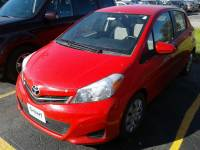 2013 Toyota Yaris 5DR LE Automatic Liftback