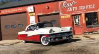 1956 Mercury Montclair -CONVERTIBLE-GROUND UP RESTORED-AACA GRAND CHAMPION!! - SEE VIDEO