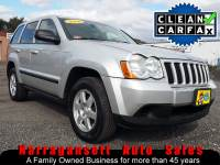 2008 Jeep Grand Cherokee Laredo 4X4 V-6 Auto Air Full Power Super Clean